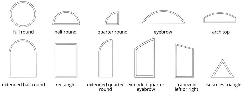 window-shapes-types-and-styles